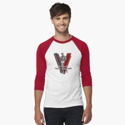 Vegan Beefcake 3 Sporty Shirt