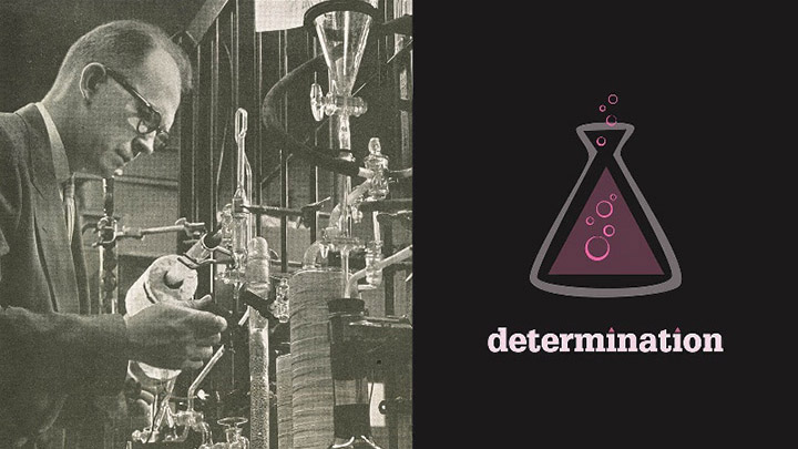 Determination Art Project