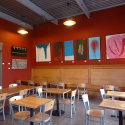 Select Paintings at Crema Bakery & Cafe Event/Exhibition