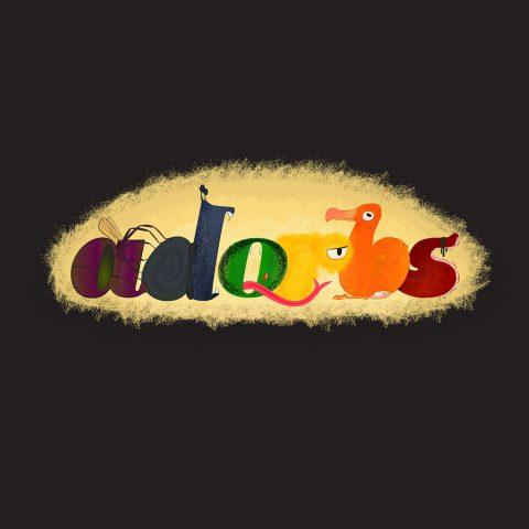 Adorbs [Monsters]. Brent Pruit, illustration, 2017