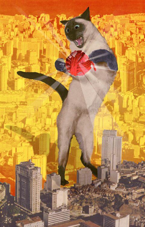 Catomic! :: Brent Pruitt