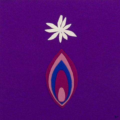 de Flower [Purple] :: Brent Pruitt