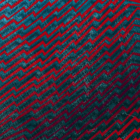 Deep Reef Currents. Brent Pruitt, illustration, 2017