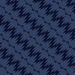 HI Faßion Houndstooth Blue :: Brent Pruitt