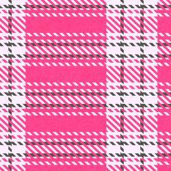 Pink Plaid [Three] :: Brent Pruitt 1