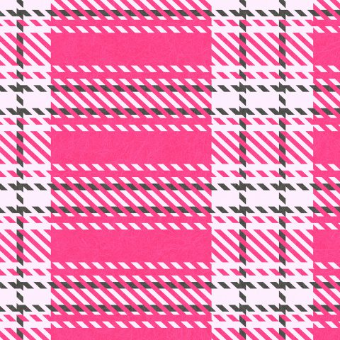 Pink Plaid [Three] :: Brent Pruitt 1