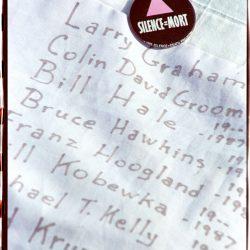 NAMES Project AIDS Memorial Quilt, 1996: Photography Retrospective :: Brent Pruitt