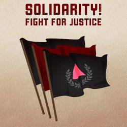 Solidarity! :: Brent Pruitt
