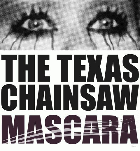 The Texas Chainsaw Mascara. Brent Pruitt, illustration, 2011