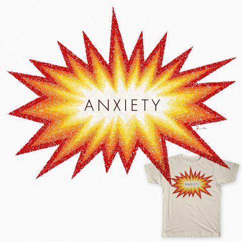 explosive anxie[tee] :: Brent Pruitt