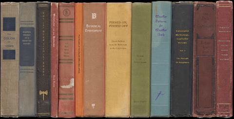 books [not books] :: Brent Pruitt