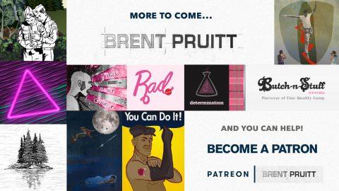 a work in progress :: Brent Pruitt